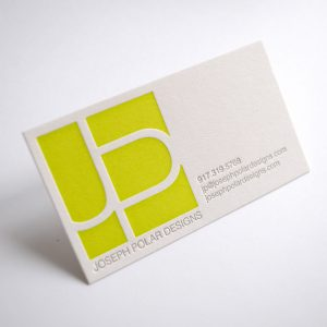 Carte_de_vizita_letterpress_Joseph_P_1